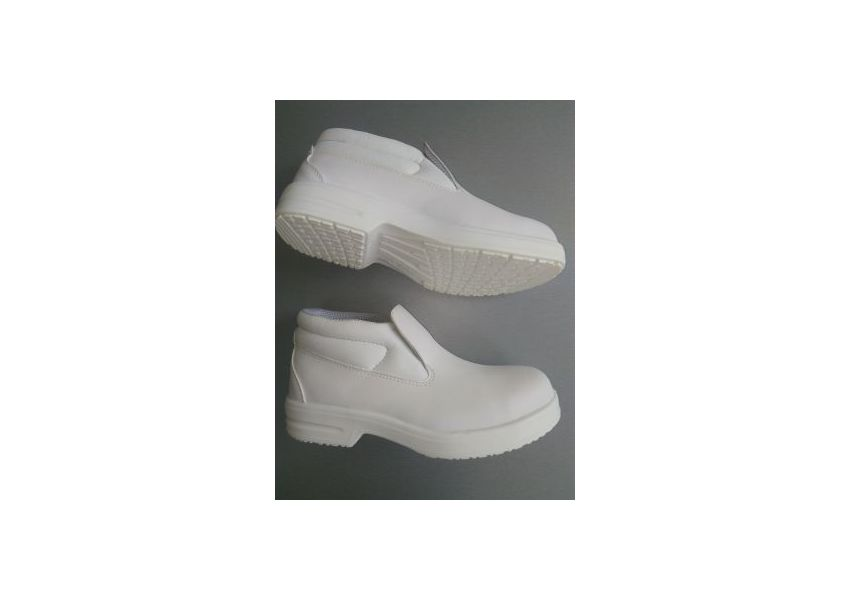 NEPTUN vysoké topánky s bezp. špičkou