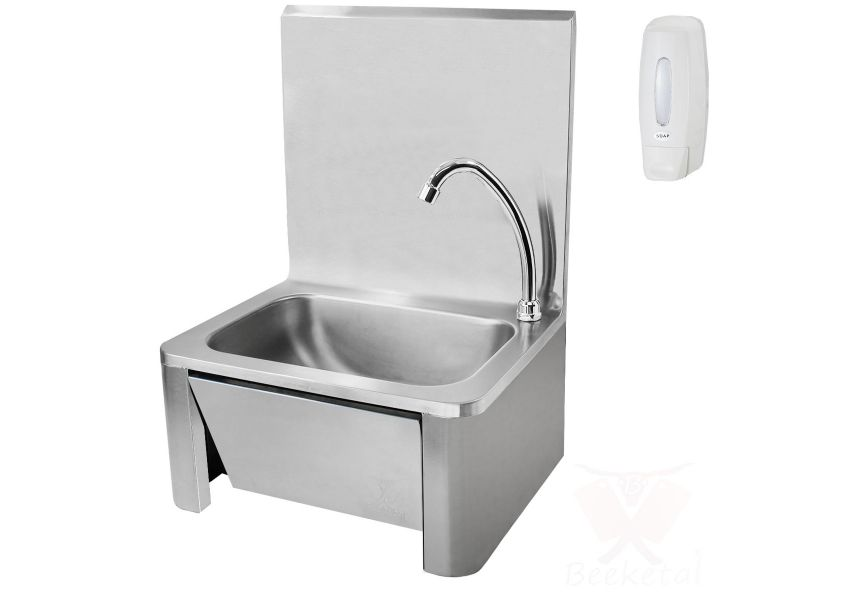 Nerezové umývadlo na ruky HWB-I