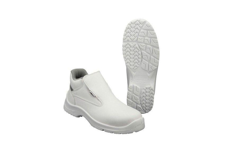 SIXTON vysoké topánky s bezp. špičkou